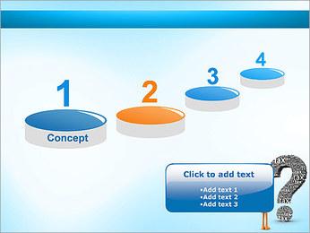 Pergunta Imposto Modelos de apresentações PowerPoint - Slide 7