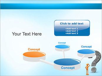 Pergunta Imposto Modelos de apresentações PowerPoint - Slide 9