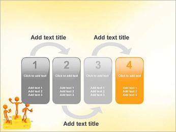 Vencedores no Pedestal Modelos de apresentações PowerPoint - Slide 11