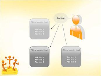 Vencedores no Pedestal Modelos de apresentações PowerPoint - Slide 12