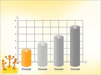 Vencedores no Pedestal Modelos de apresentações PowerPoint - Slide 21