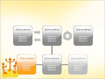 Vencedores no Pedestal Modelos de apresentações PowerPoint - Slide 23