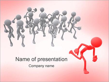 Chefia Modelos de apresentações PowerPoint