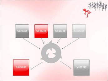 Chefia Modelos de apresentações PowerPoint - Slide 10