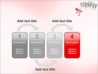 Chefia Modelos de apresentações PowerPoint - Slide 11