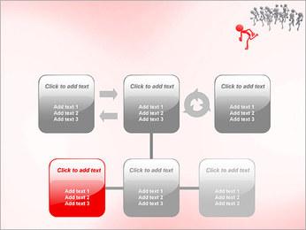 Chefia Modelos de apresentações PowerPoint - Slide 23