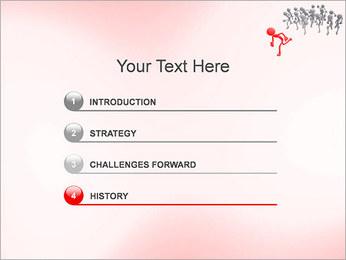 Chefia Modelos de apresentações PowerPoint - Slide 3