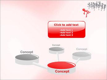 Chefia Modelos de apresentações PowerPoint - Slide 9