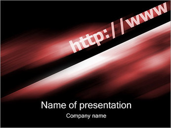 HTTP PowerPoint Template