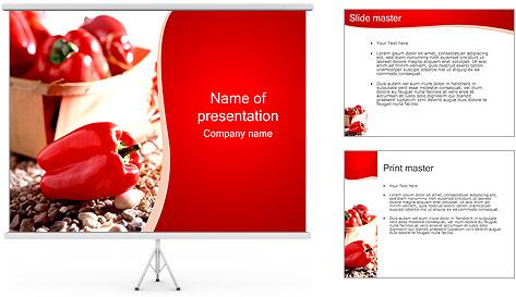 Paprica Modèles des présentations  PowerPoint