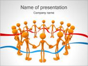 People Together PowerPoint Templates