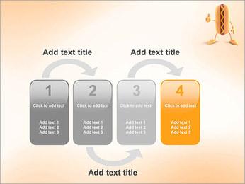 Hot Dog PowerPoint Templates - Slide 11
