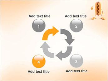 Hot Dog PowerPoint Templates - Slide 14