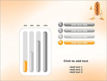 Hot Dog PowerPoint Templates - Slide 18