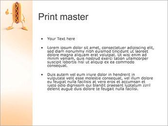 Hot Dog PowerPoint Templates - Slide 24