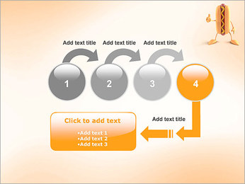 Hot Dog PowerPoint Templates - Slide 4