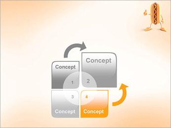 Hot Dog PowerPoint Templates - Slide 5