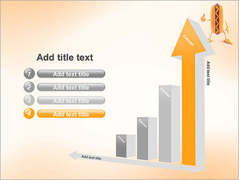 Hot Dog PowerPoint Templates - Slide 6
