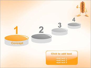 Hot Dog PowerPoint Templates - Slide 7