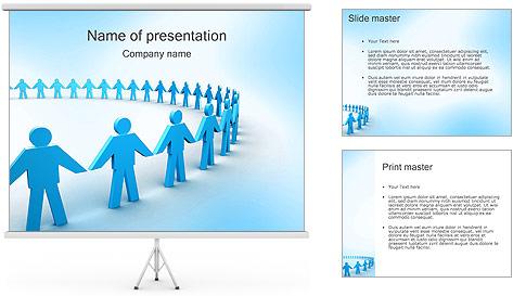 Comunidade Modelos de apresentações PowerPoint