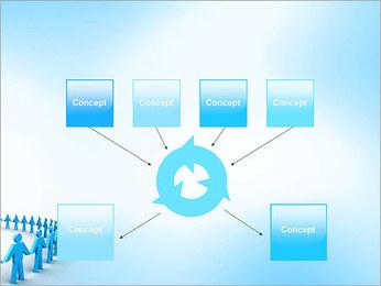 Comunidade Modelos de apresentações PowerPoint - Slide 10