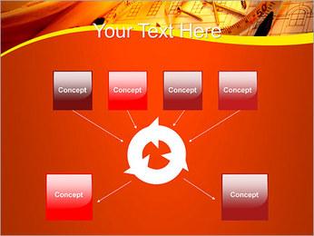 Edifício Concept Modelos de apresentações PowerPoint - Slide 10