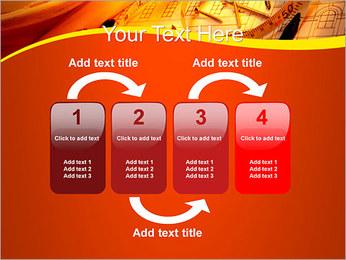 Edifício Concept Modelos de apresentações PowerPoint - Slide 11