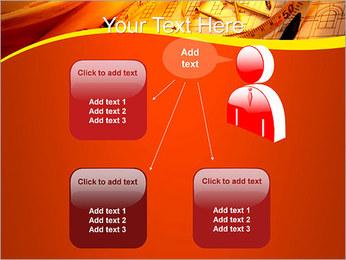 Edifício Concept Modelos de apresentações PowerPoint - Slide 12