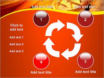 Edifício Concept Modelos de apresentações PowerPoint - Slide 14