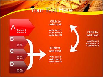 Edifício Concept Modelos de apresentações PowerPoint - Slide 16