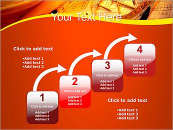 Edifício Concept Modelos de apresentações PowerPoint - Slide 20