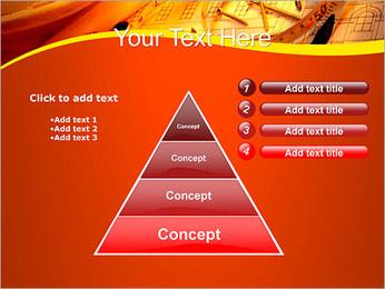 Edifício Concept Modelos de apresentações PowerPoint - Slide 22