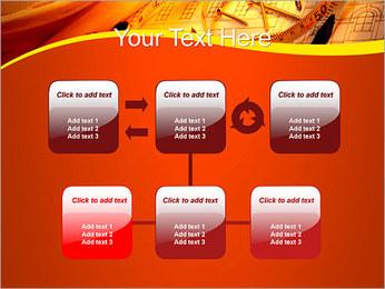 Edifício Concept Modelos de apresentações PowerPoint - Slide 23