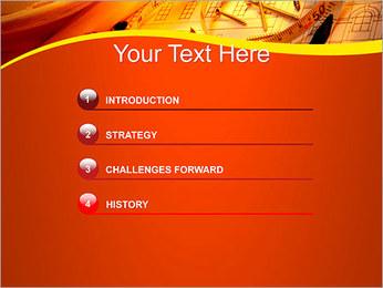 Edifício Concept Modelos de apresentações PowerPoint - Slide 3