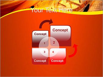 Edifício Concept Modelos de apresentações PowerPoint - Slide 5