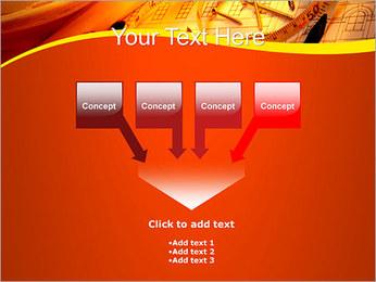 Edifício Concept Modelos de apresentações PowerPoint - Slide 8
