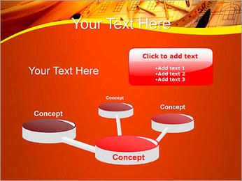 Edifício Concept Modelos de apresentações PowerPoint - Slide 9