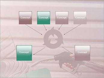 Remplissage voiture essence Modèles des présentations  PowerPoint - Diapositives 10