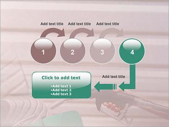 Remplissage voiture essence Modèles des présentations  PowerPoint - Diapositives 4