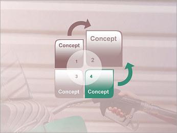 Remplissage voiture essence Modèles des présentations  PowerPoint - Diapositives 5