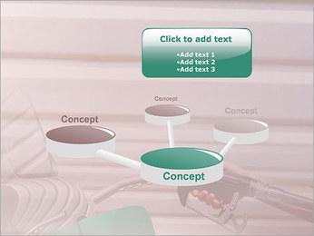 Remplissage voiture essence Modèles des présentations  PowerPoint - Diapositives 9