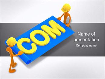 Website Development PowerPoint Template