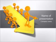 Business Way PowerPoint Templates