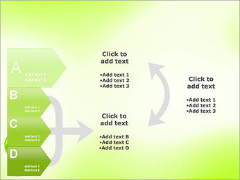 Green Lamp PowerPoint Template - Slide 16
