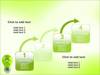 Green Lamp PowerPoint Template - Slide 20