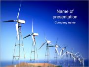 Windmills PowerPoint Templates