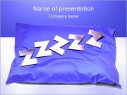 Sleeping PowerPoint Templates
