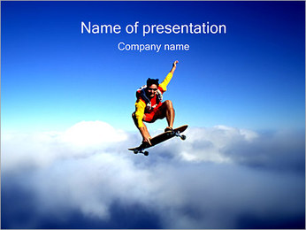 Extreme PowerPoint Template