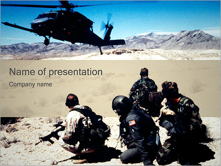 military powerpoint templates & backgrounds, google slides themes, Modern powerpoint