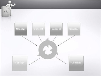 Safe Bank PowerPoint Templates - Slide 10